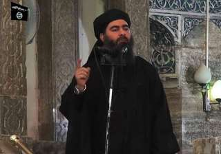 islamic state chief baghdadi dead claims radio...