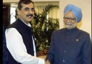 pm calls gilani offers more help - India TV