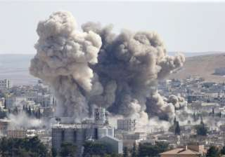 us allies continue attacking is in syria iraq -...