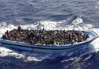 over 700 feared dead after migrant boat sinks off...