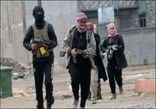 21 is militants killed in clashes in iraq - India...
