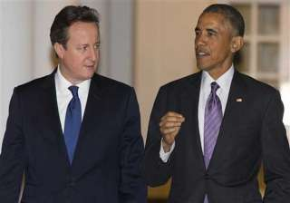 obama hosting uk s david cameron for working...