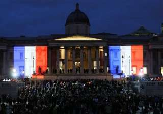 london lights up in french tricolour to mark...