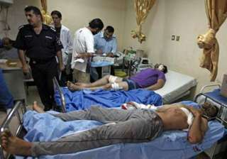 baghdad suicide bomb hits army recruits kills 60...