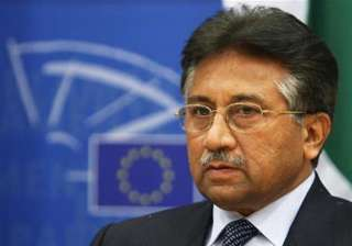 pak court indicts musharraf in bugti murder case...