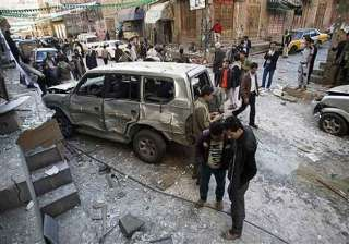 officials say suicide bomber kills at least 15 in...