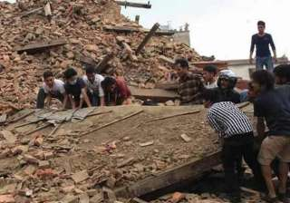 nepaldevastated death toll crosses 5000 hundreds...