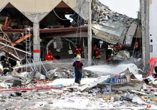 5 indians among 11 foreigners killed in blast in...