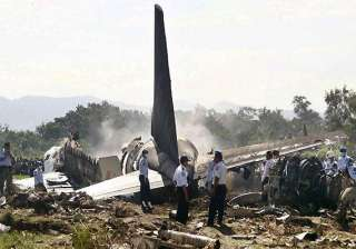 indonesian plane explodes and crashes into sea 25...