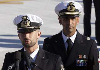 italy expected to raise marines issue with obama...