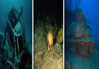 japanese pearl harbour truk lagoon one of world s...