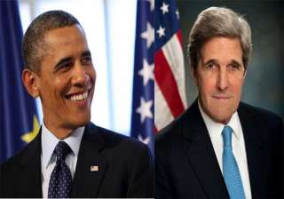 john kerry says obama to make decisions soon on...