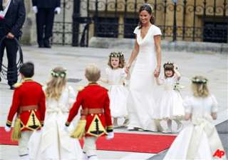 kate s sister pippa stole the show - India TV