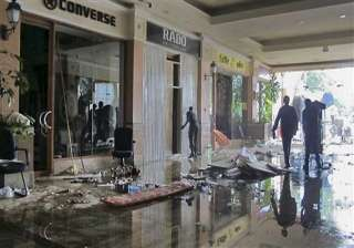 keny mall attack cctv footage show 4 mall...