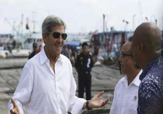 kerry pleased with syria chemical disarmament -...