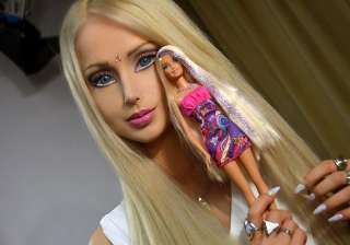 know about valeria lukyanova the real life barbie...
