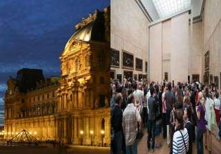 know why louvre is the world s most popular...