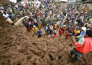 landslide kills 4 people in eastern indonesia -...