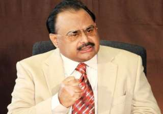 mqm chief altaf hussain arrested in london -...