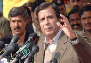 national reconciliation govt in pakistan elahi to...