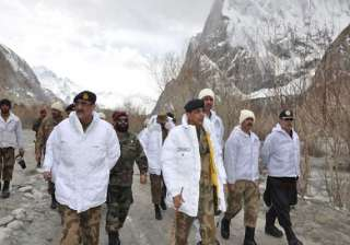 no change in stand on siachen issue says pakistan...