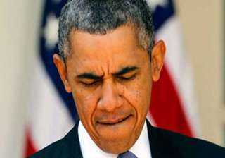 obama exasperated by government shutdown - India...
