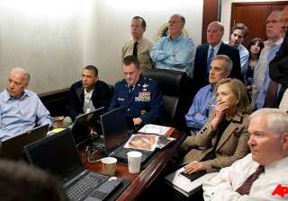 obama watched soundless video feed of abbottabad...
