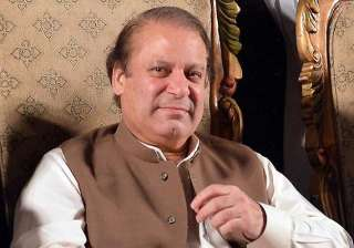 pak pm sharif calls for new beginning in india...
