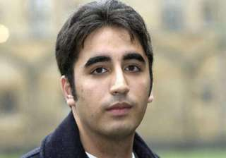 ppp to field bilawal from bhutto family...