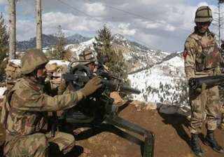 pakistan army denies infiltration attempts -...