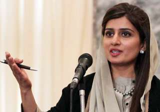 pak india should review siachen says khar - India...