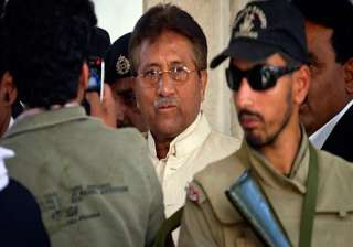 musharraf indicted pleads not guilty to all...