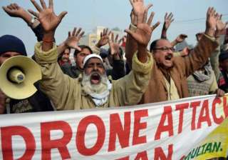 pakistan to protest us drone attacks at un -...