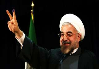 rouhani takes oath as iran s new president -...