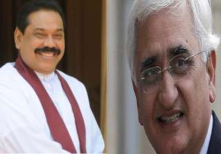 salman khurshid meets rajapaksa visits northern...
