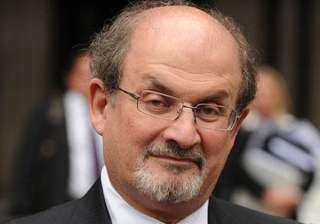 salman rushdie says he didn t write satanic...