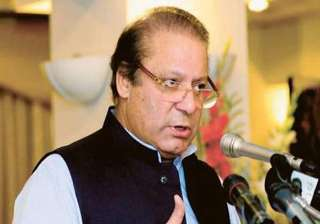 sharif orders immediate halt to executions -...