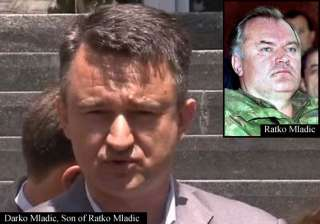 son mladic had nothing to do with srebrenica -...