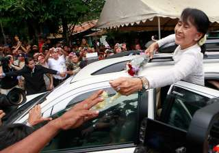 suu kyi returns home after 1st trip in 24 years -...