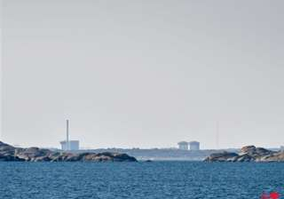 sweden on alert explosives found near nuke plant...