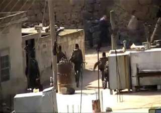 syrian troops shell central city say activists -...