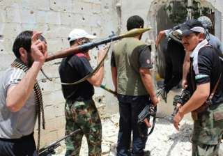 syrian military plane disappears while training -...