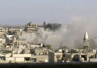 syrian troops renew shelling of homs 38 killed -...