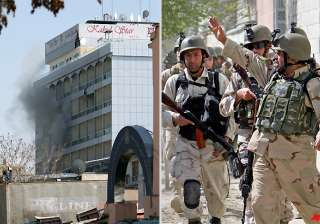 taliban attack embassies parliament in kabul 3...