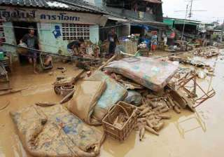 thailand floods death toll rises to 73 - India TV