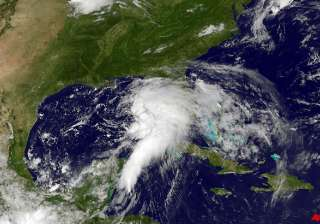 tropical storm debby forms in the gulf - India TV