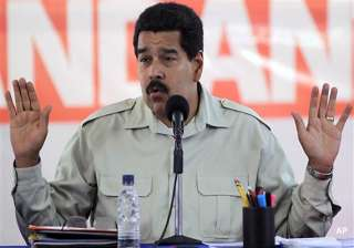 two held for plot to kill venezuelan president -...
