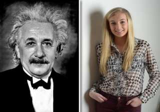 uk cab driver s daughter blessed with iq even...