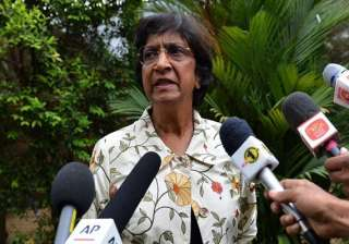 un human rights chief visits sri lanka - India TV