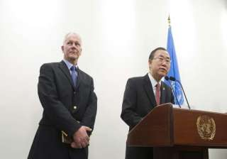 un mission to probe syria chemical weapon...